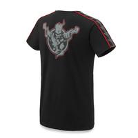 Thunderdome t-shirt black/tape