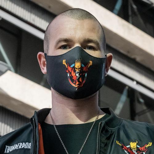 Thunderdome Thunderdome face mask