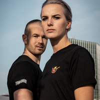Thunderdome t-shirt black