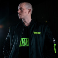 Thunderdome bomber black/fluor green