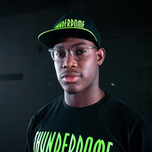 Thunderdome Thunderdome snapback black/fluor green