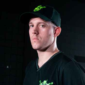 Thunderdome Thunderdome baseball cap black/fluor green