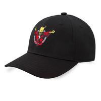 Thunderdome baseball cap black/red