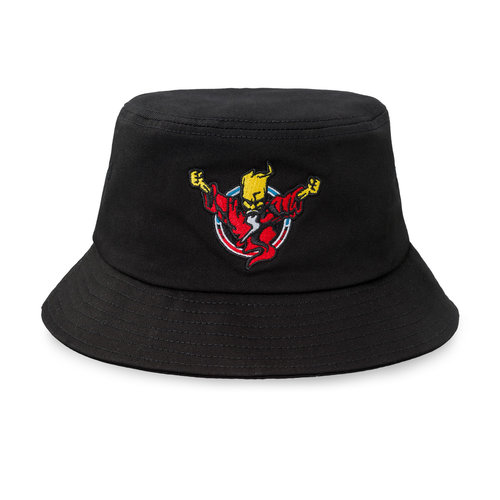Thunderdome Thunderdome bucket hat black/red