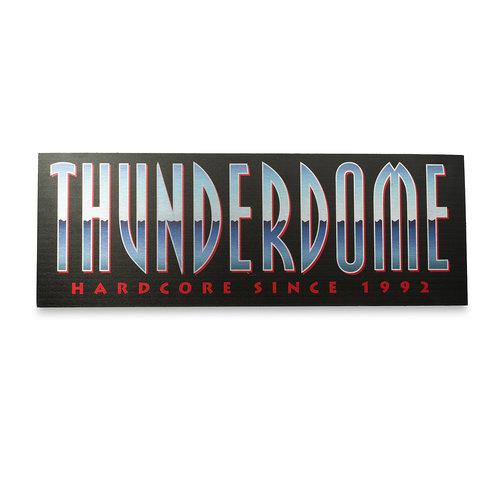 Thunderdome Thunderdome Logo Visual