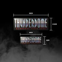 Thunderdome Logo Visual