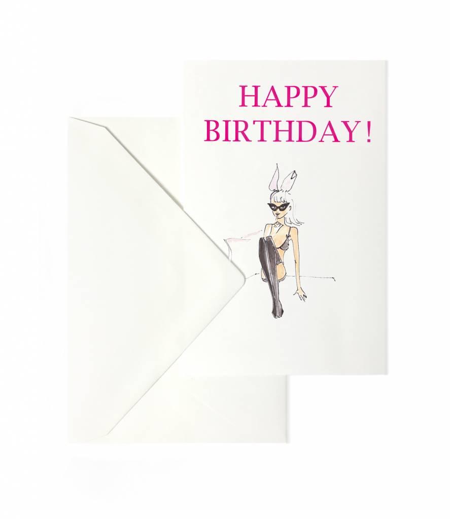 """Klappkarte """"Happy Birthday 2"""""""