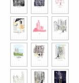 Kera Till Kalender 2018 - New York