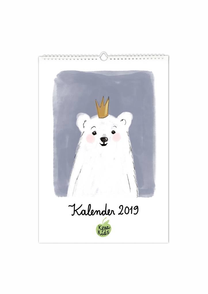Kera Kids Kalender 2019