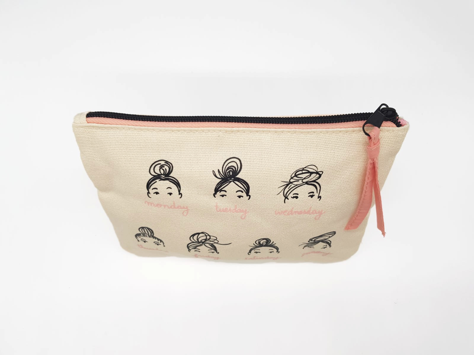 "Canvas Pochette ""A Week of Buns"""