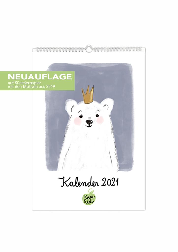 Kera Kids Kalender 2021 (REISSUE)