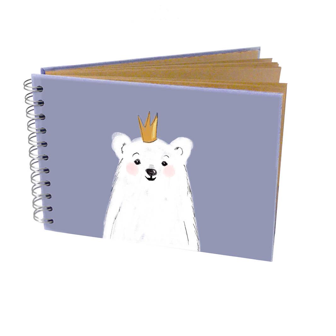 "Fotoalbum ""Eisbär"""
