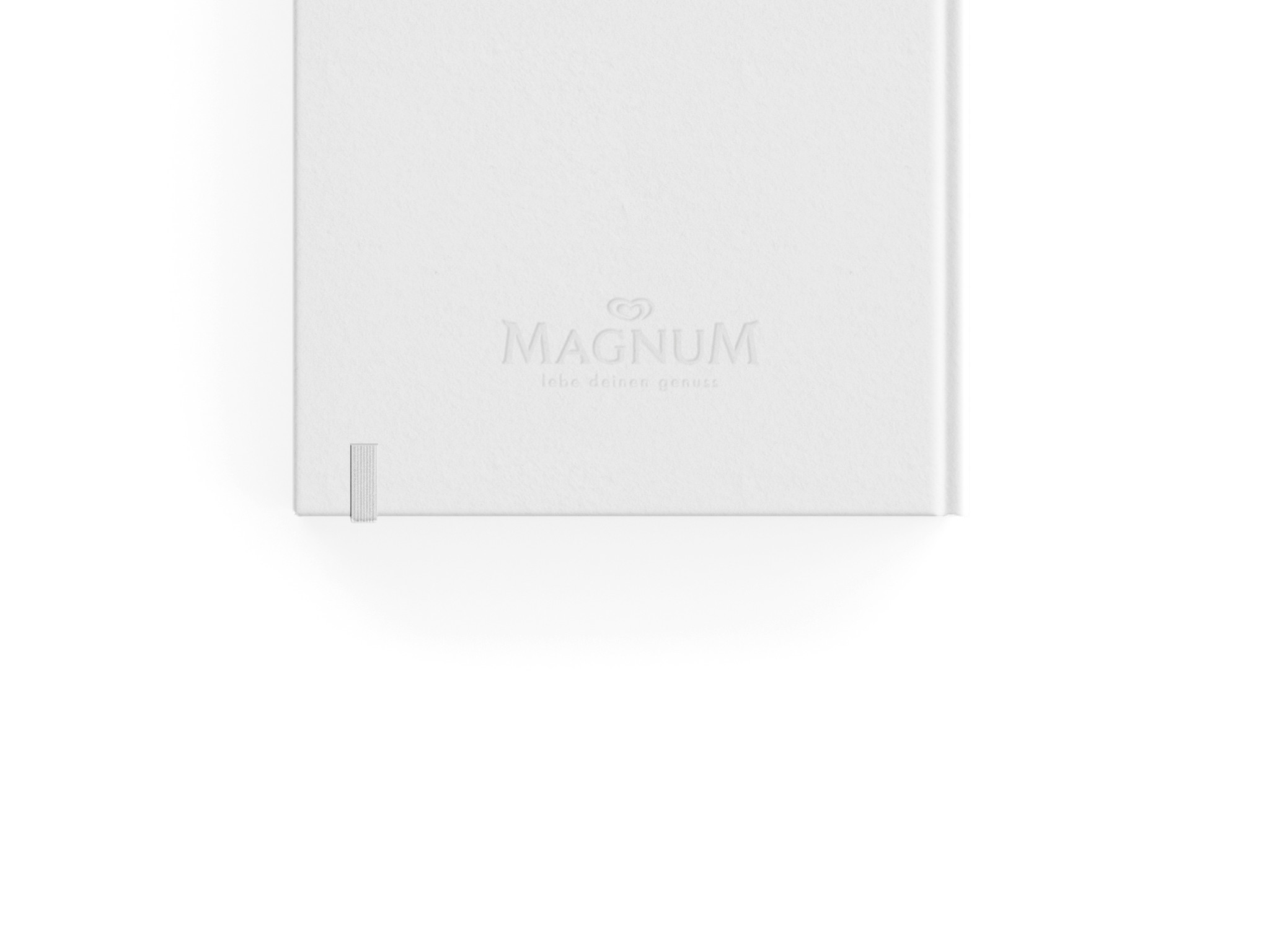 "Magnum ""Forever Classic"" A5 notebook"