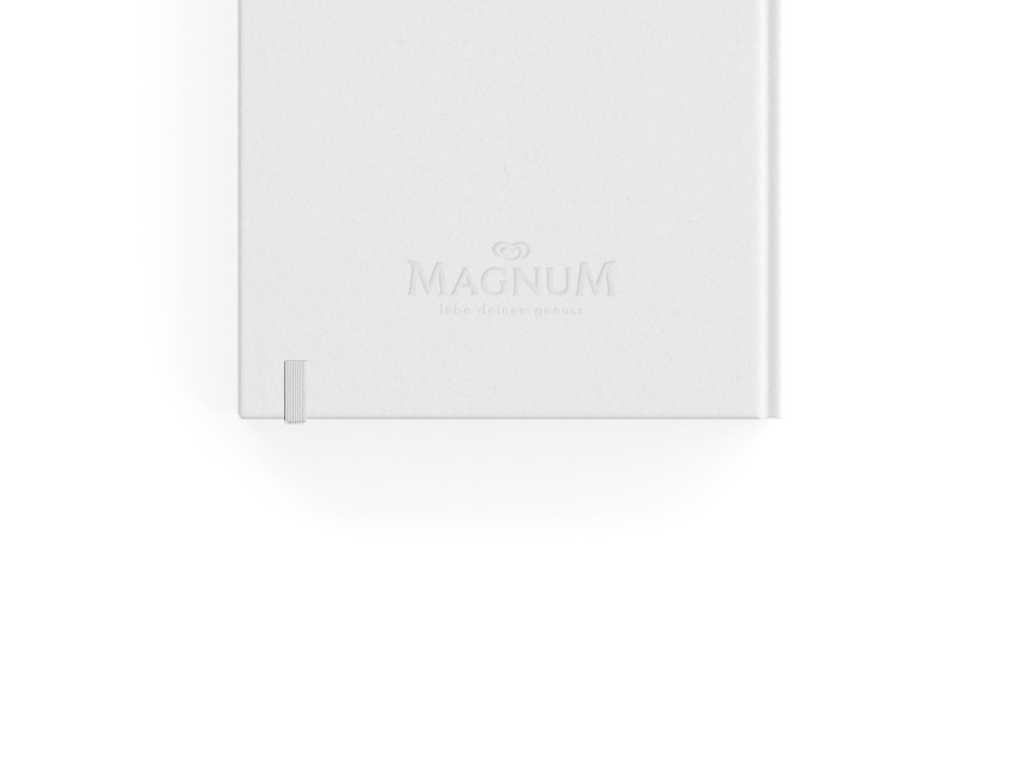 """Magnum """"Forever Classic"""" Notizbuch A5"""
