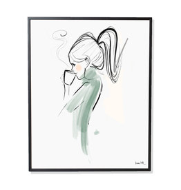 Morning Coffee 2 - gerahmt