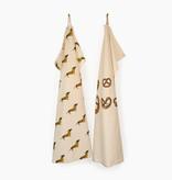 """Tea towel set """"Bavaria"""""""