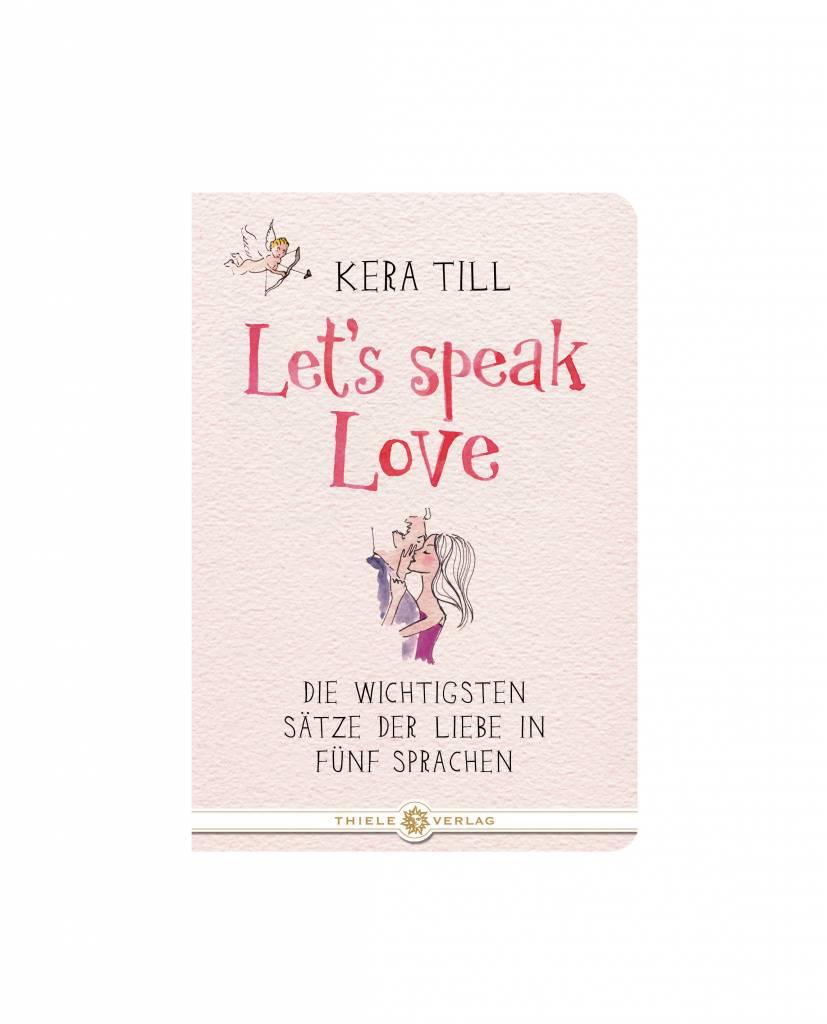 Thiele Verlag Let's speak Love