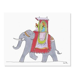 Maharaja - ungerahmt