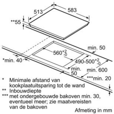 Bosch PIE645FB1M