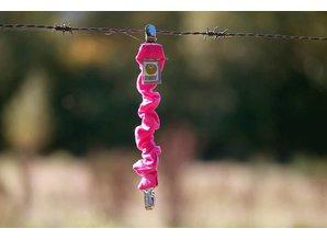 ByKay Speen- en knuffelkoord Fuchsia