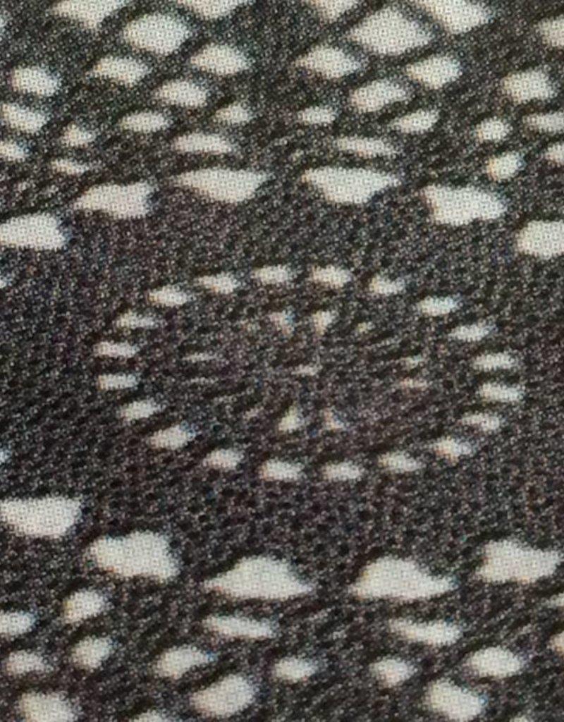 Kersten Tafelkleed kant - medium-donker grijs