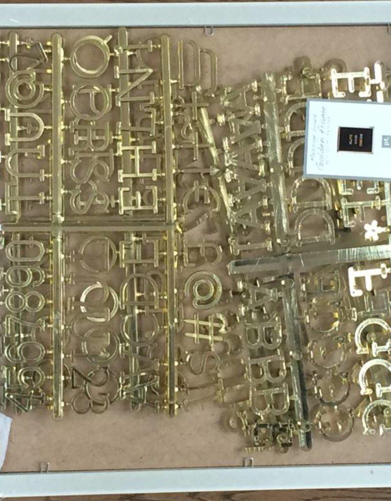 Berichtenbord - message board - gold