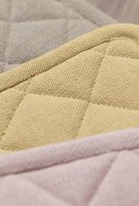 Linen & More Keukenschort-set- oker