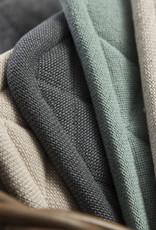 Linen & More Keukenschort-set 3 delig grey