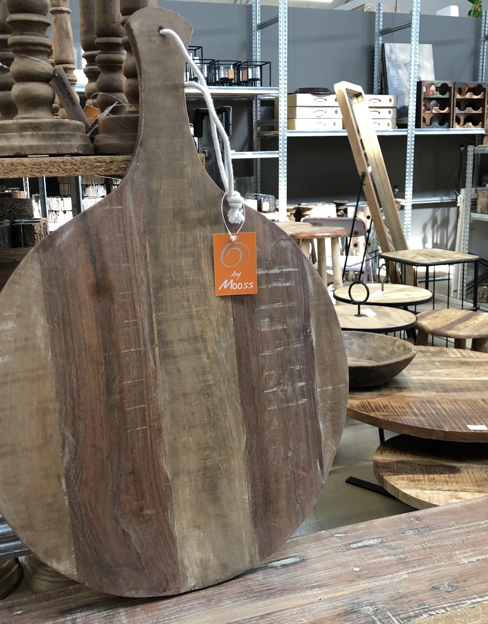 Hoogendam interiors Ronde broodplank Medium of small