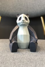 Pandabeer origami