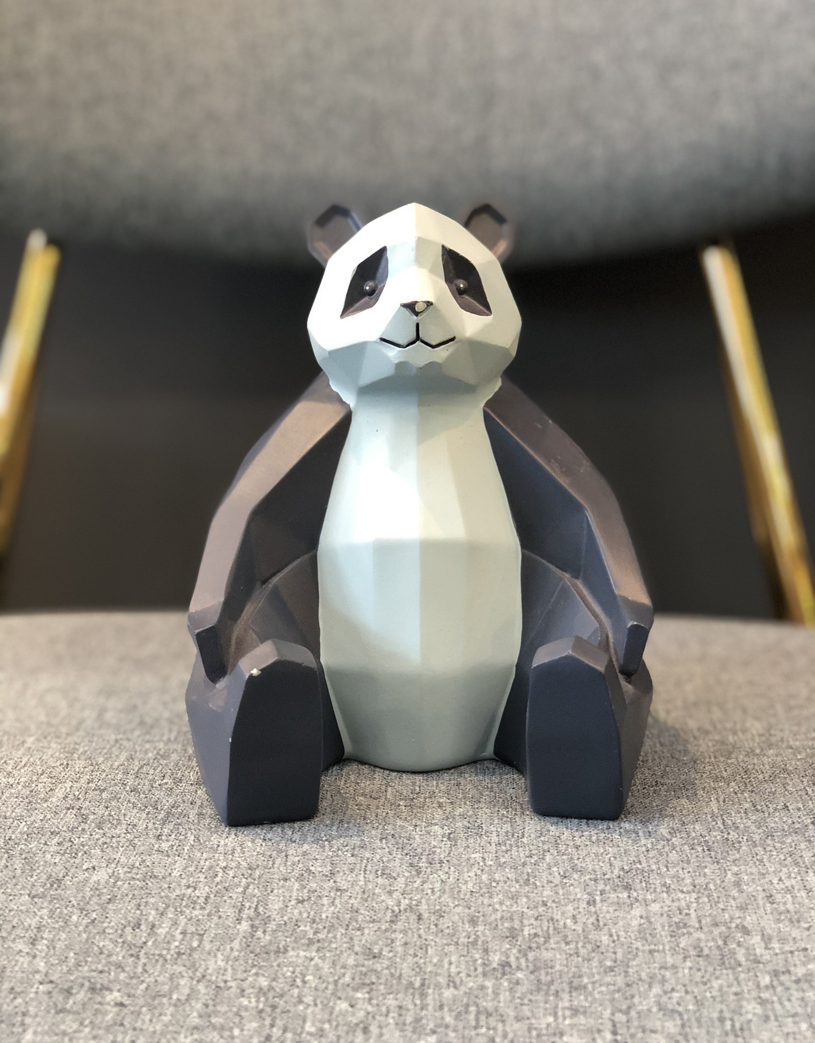 Present time Pandabeer origami