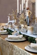 Kersten Tafelkleed kant goud of zilver