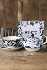 Tokyo Design Studio  Theepot Studio Flora