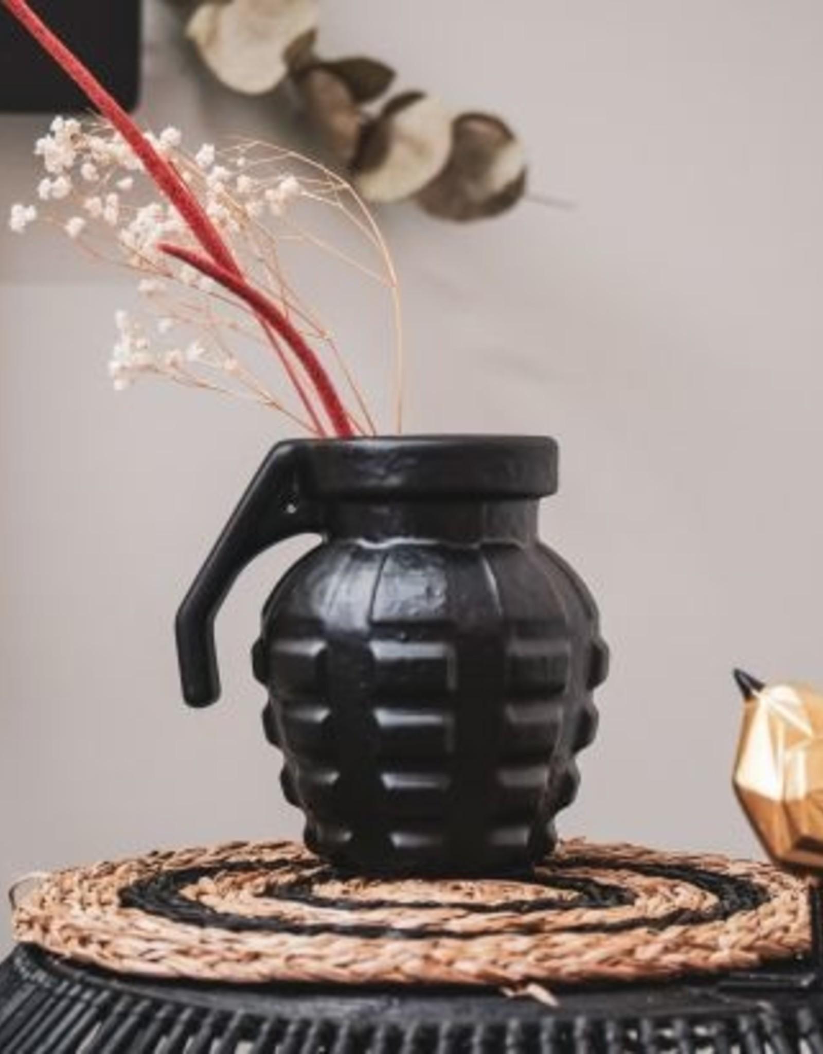 Housevitamin Set lamp en vaas handgranaat