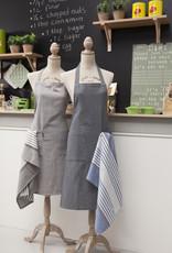 Linen & More Keukenschort-set 3 delig - Beige
