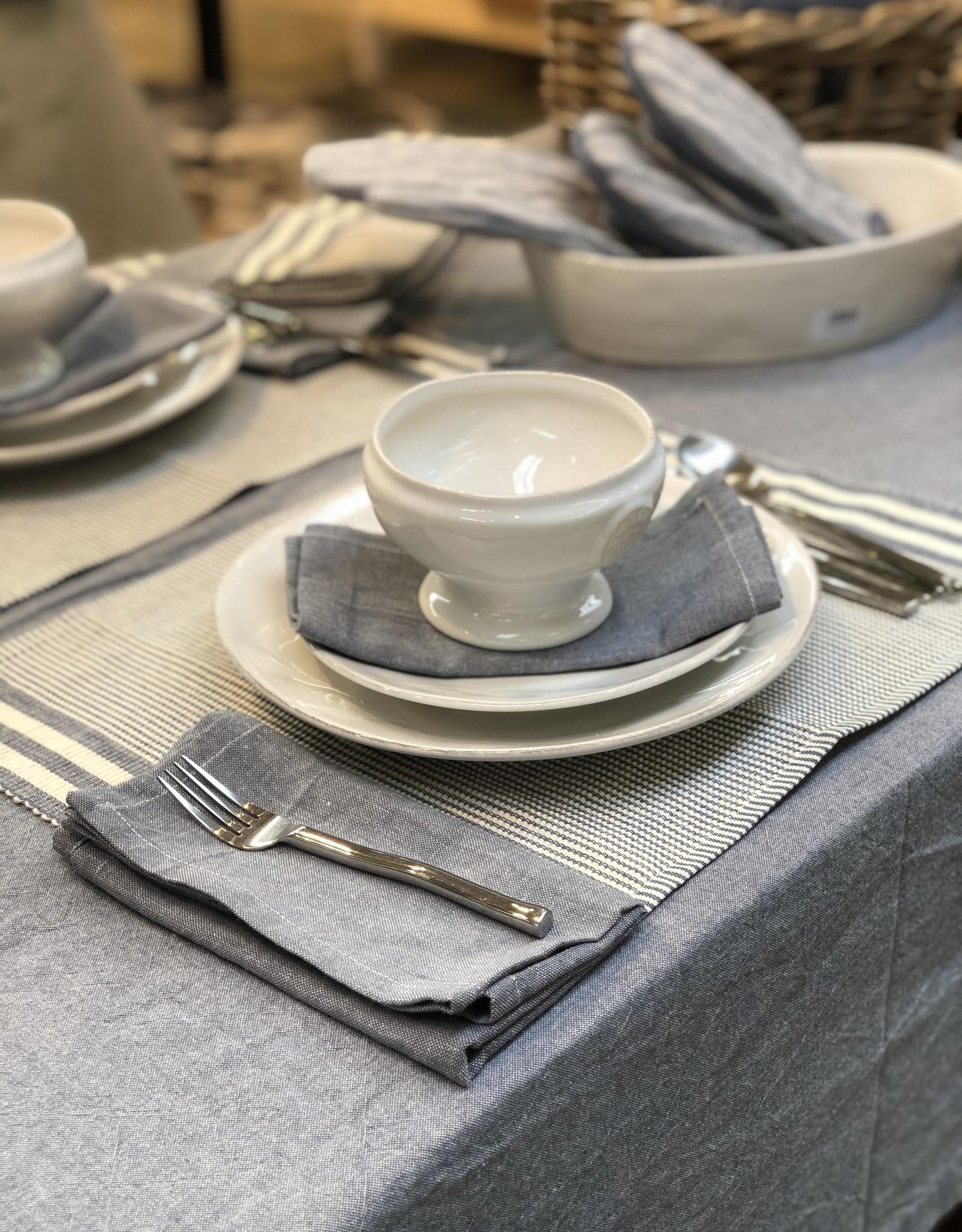 Linen & More Placemat set 8 delig
