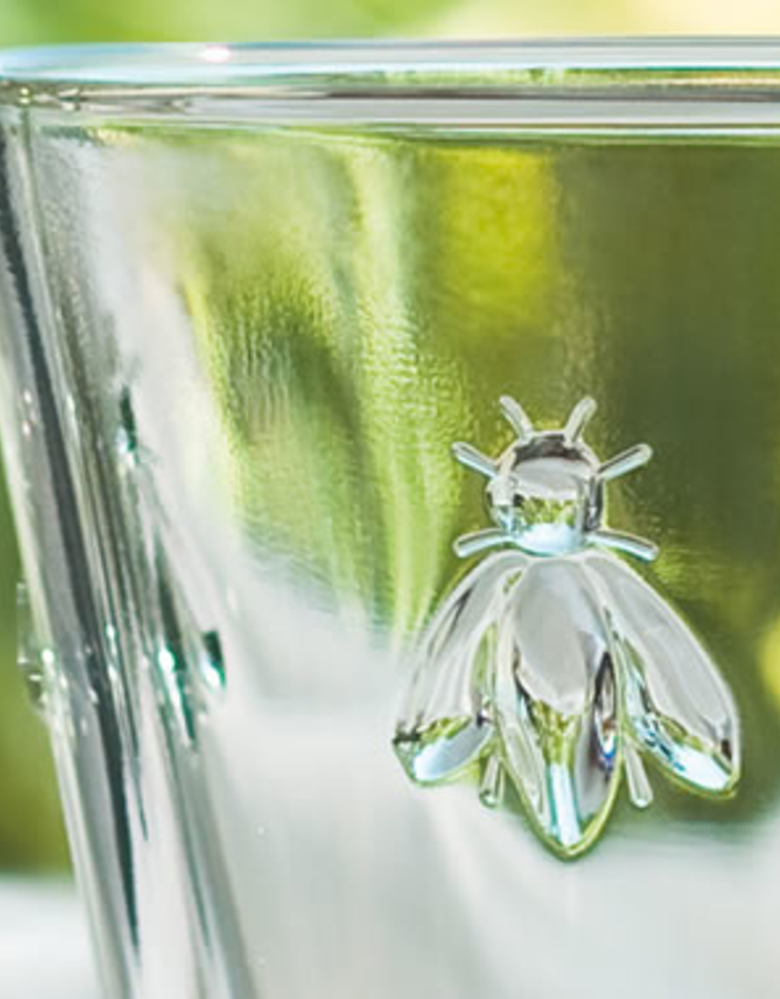 Gobelet Abeille Water glazen set van 4