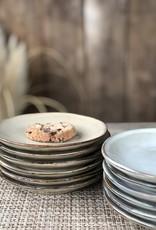 Bordje set van 6 - grijs