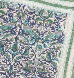 Rozablue Tafellaken birdz blue