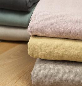 Linen & More Tafelkleed 'linnen' Indi - oker