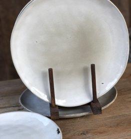 Lavandoux Dinerbord set van 6  - grijs