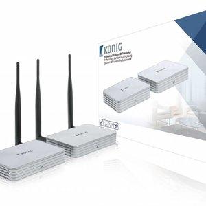 König König Wireless 5GHz HDMI Transmitter 1080p / 3D Podpora - Range 100 m