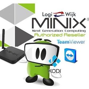 MINIX AMS Minix ondersteuning na aankoop van nieuwe Box