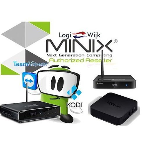MINIX AMS Minix Upgrade / Via de post