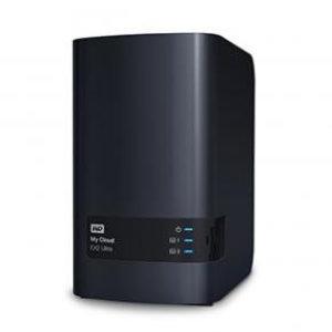 Western Digital Western Digital WDBVBZ0120JCH MY CLOUD EX2 ULTRA NAS [12TB, 2x3.5 inch Raid 0,1,JBOD, 256-bit AES]