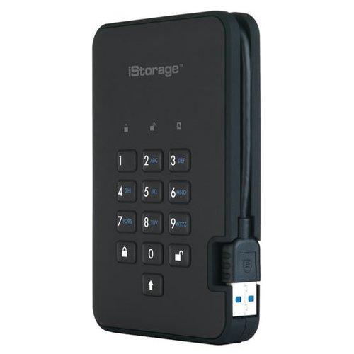 iStorage DiskAshur2 1 TB Zwart