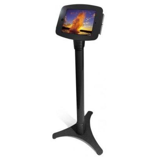 Maclocks K/Tabt Floor Adj Stand+iPadPro Sec Black
