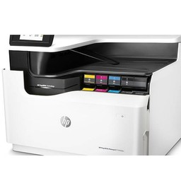 "HP PageWide Managed P75050dw printer, Inkjet, 1200 x 1200 DPI, 50 ppm, A3, 1500 MHz, 1536 MB, 10.9 cm (4.3"") Wi-Fi"