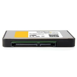 Startech StarTech.com M.2 SSD naar 2,5 inch SATA III-adapter NGFF Solid-State Drive Converter met beschermende behuizing