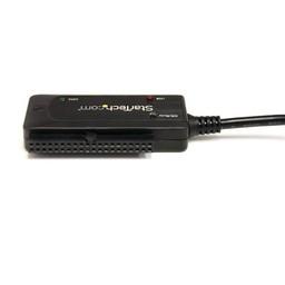 Startech StarTech.com USB 2.0 naar SATA/IDE comboadapter voor 2,5/3,5 inch SSD/HDD